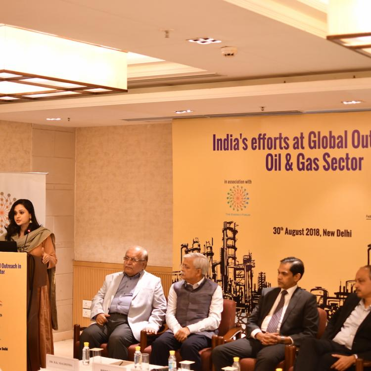 Global Outreach in Oil & Gas Sector